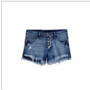 Pants - NWT STITCH FIX Graceland distressed shorts size 8